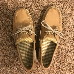 Like *new* Sperry Topsiders